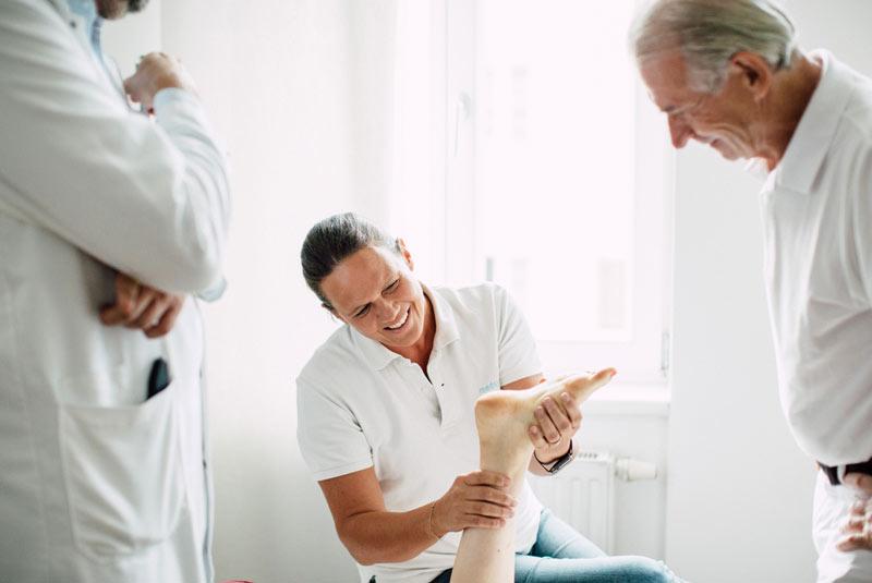 Funktionelles Beinachsentraining – Dr. Fernas Amir, Ines Bogner-Goschler, Dr. Johannes Altenhuber