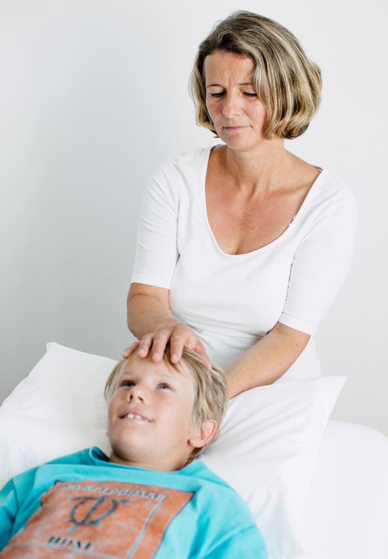 Kinderosteopathie im medsyn, Dr. Birgit Nagiller