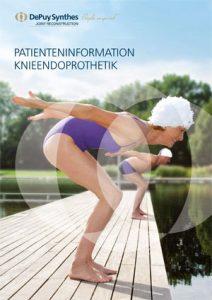 Patienteninformation Knieendoprothetik