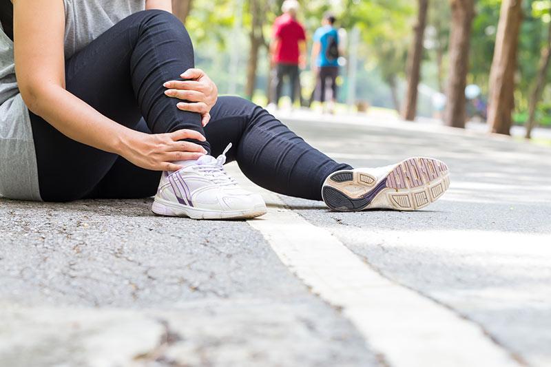 Sprunggelenksverletzungen: Wirkungsvolle Behandlungsmethoden