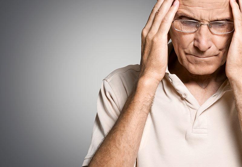 Gedächtnisstörungen und Demenz