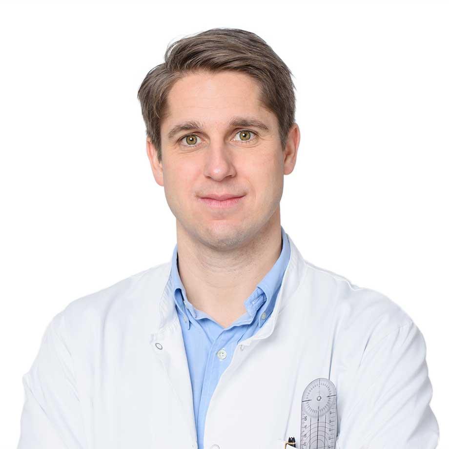 Dr. Reinhard Schuh im medsyn
