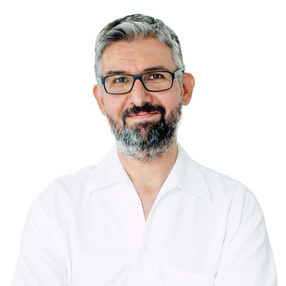 Dr. Fernas Amir im medsyn