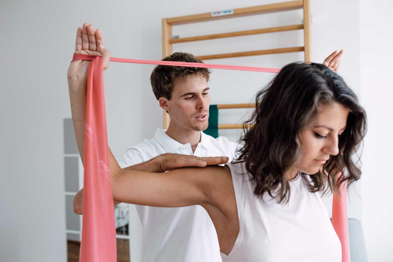 Diagnostik und Therapie von akuten und chronischen Schmerzen am Bewegungsapparat