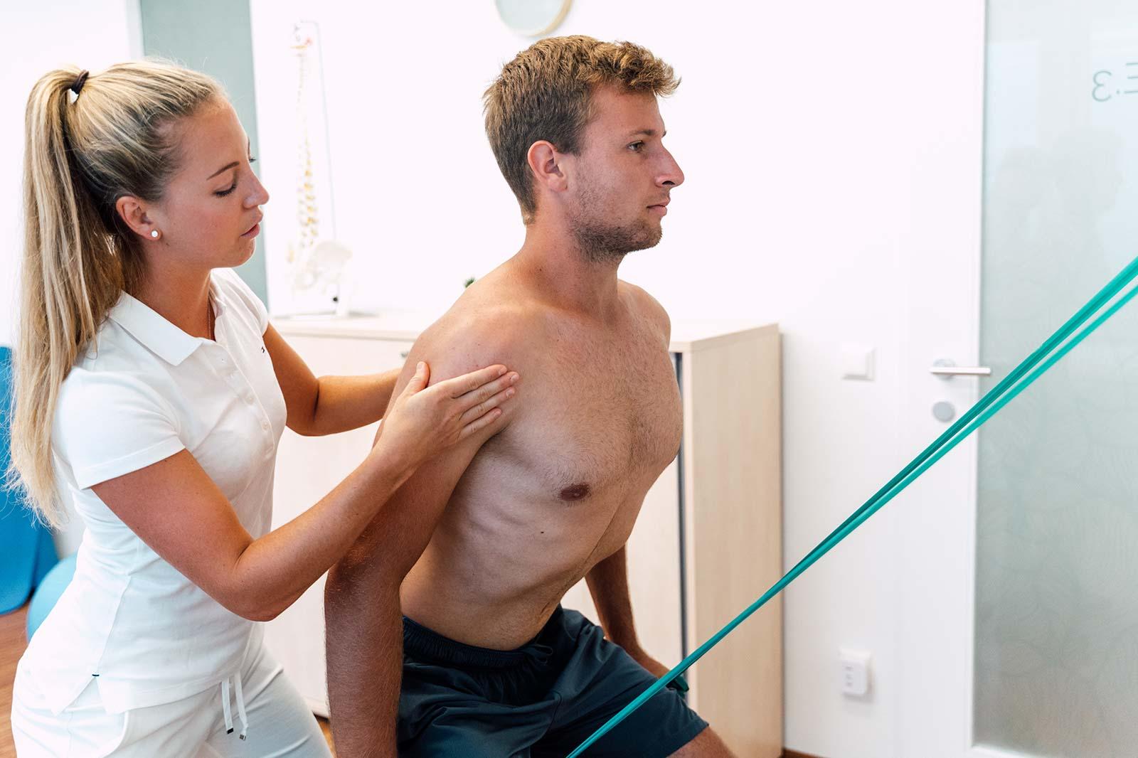Livia Tasch, BSc., Prävention und Sport, Physiotherapeutin