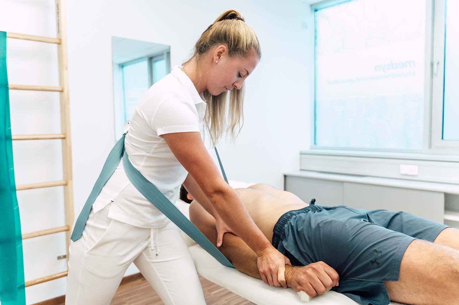 Funktionelles Training (Physiotherapie) mit Livia Tasch, BSc. im medsyn Wien