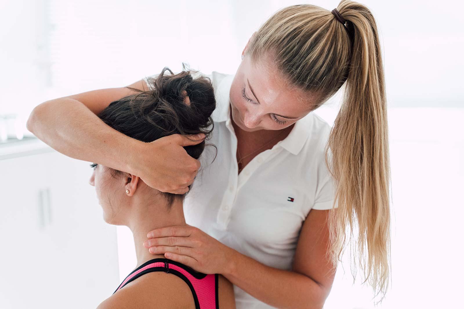 Manuelle Therapie, Mulligan Konzept mit Livia Tasch, BSc.