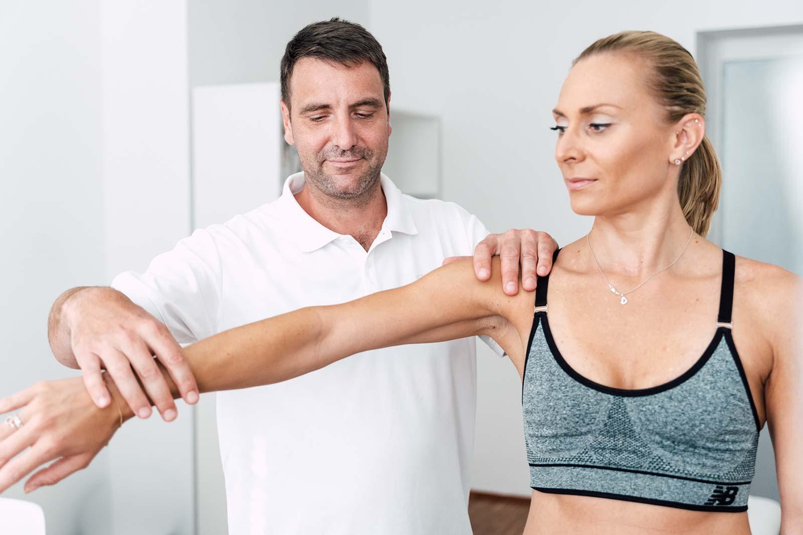 Arthroskopischen Eingriffe vermindern den Gewebsschaden und ermöglichen eine rasche Rekonvaleszenz