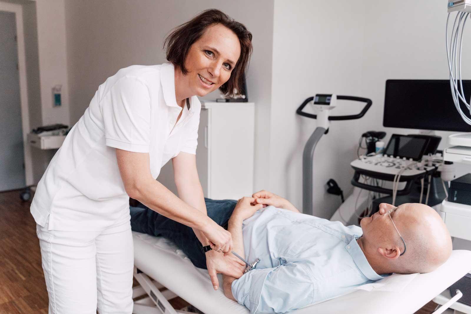 Parkinson Erkrankung frühzeitig erkennen