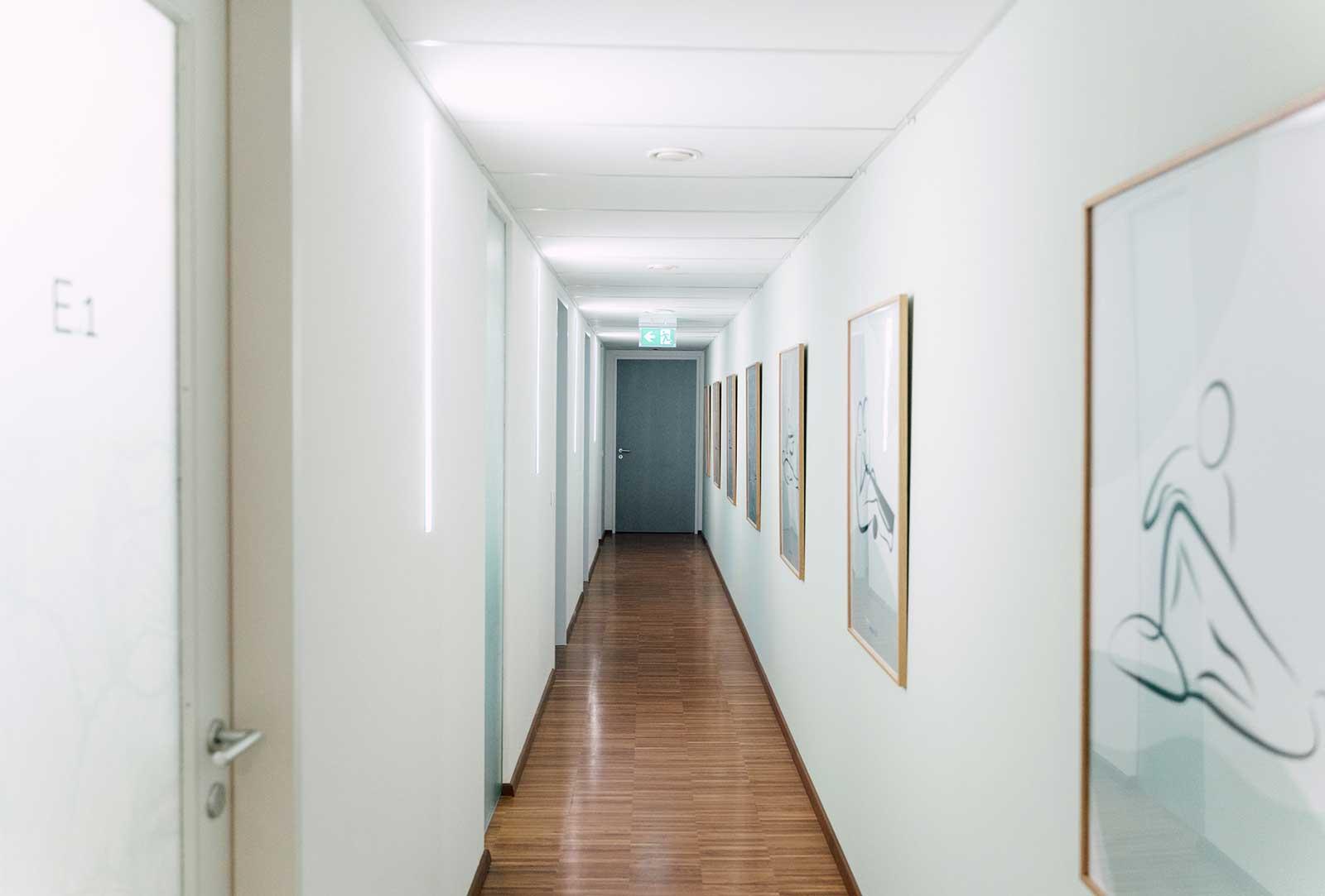 neues physiotherapiezentrum in Wien